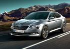 Vylepšená Škoda Superb: Nově s masážními sedačkami a větším displejem