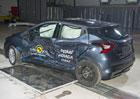 Euro NCAP 2017: Nissan Micra – Dva výsledky dle výbavy