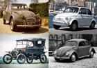 Od Plechové Lízinky po živočišnou říši: Čtyři auta, která změnila svět