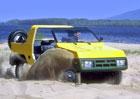 VAZ Bora: Ruského plážového hitu měly vzniknout tisíce kusů, proč skončil v zapomnění?