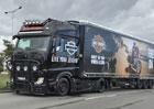 Harley on Tour: Kamion plný motocyklů Harley-Davidson míří do Česka