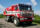 Tatra dokončila rekonstrukci historického vozu z Dakaru