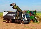 Volvo Trucks testuje autonomní nákladní vozidlo při sklízení cukrové třtiny
