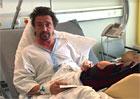 Hammond se z nemocničního lůžka omluvil rodině. Radost mu udělala propašovaná lahev ginu