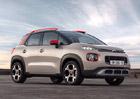 Citroën C3 Aircross je další SUV bez 4x4. Tady jsou první snímky!