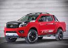 Nissan Frontier Attack Concept aneb Navara pro Latinskou Ameriku