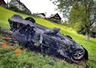 O nehodu Hammonda se už zajímá i FIA. Od Švýcarů žádá více podrobností