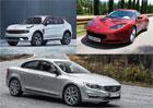Čínská značka Geely chce být jako Volkswagen. A nejspíš i bude
