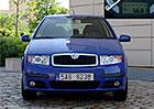 Proč má tato Škoda Fabia na počitadle kilometrů šest čárek?