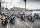 Praha centrem celosvětových oslav 115. výročí značky Harley-Davidson