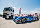 Renault Trucks T High Edition - Team Alpine není pouze pro závodní stáj