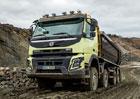 Vozidla Volvo pro stavbu: Nejvíce inovací