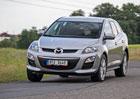 Ojetá Mazda CX-7: Diesel zpočátku hodně chyběl!
