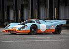 Porsche 917K z filmu Le Mans bylo 31 let schované. Nyní míří do aukce