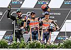 Motocyklová VC Německa 2017: Marc Márquez ujel Folgerovi a vyhrál poosmé v řadě