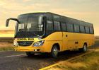 Mercedes-Benz MB 917 a MB 1730: Nové autobusy pro Afriku