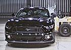 Euro NCAP 2017: Ford Mustang – S rozšířenou výbavou si polepšil na tři hvězdy