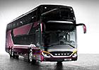 Setra S 531 DT: Nová generace luxusního patrového autokaru nastupuje