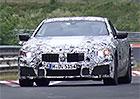 Spy video: Chystané BMW 8 trénuje na Severní smyčce