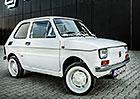 Fiat 126p od Carlex Design: Maluch pro charitu a Toma Hankse