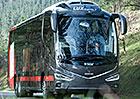 Irizar i8 Scania společnosti Lux Express představuje skutečně luxusní autokar