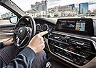 Auta bez řidičů by v Česku mohlo testovat také BMW
