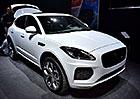 Jaguar E-Pace poprvé naživo: Mládě šelmy vypadá roztomile, má ale ostré drápy