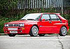 Lancia Delta Integrale Evo II slavného frontmana míří do aukce. Cena odpovídá stavu