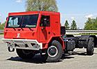 Tatra připravila speciály Force 4x4 pro Chile
