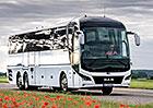 MAN odhaluje novou generaci zájezdových autobusů Lion's Coach