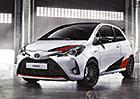 Toyota Yaris GRMN: Vznikne jen 400 kusů. Poháněny budou motorem z Lotusu Elise!