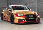 Okruhové Audi RS3 LMS slaví, už jich je stovka