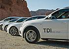 Češi ztrácejí zájem o turbodiesely. Jejich podíl na trhu klesá