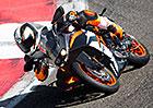 KTM RC 390 jako současný vrchol supersportů z Rakouska