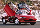 Toyota Sera (1990-1995): Říkalo se jí motýlek, ale zapadla... Proč?