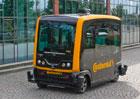 Continental CUbE je možnou budoucností městských taxi