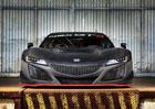 Chcete tovární závoďák NSX GT3? Honda vám ho prodá!
