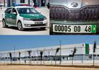 Škoda v Alžírsku: Obyčejný klakson ani klimatizace nestačí