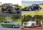 Rolls-Royce Phantom a jeho historie: Sedm aristokratických pokolení