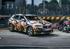 Sériové BMW X2 na prvních fotkách. Představí se na podzim