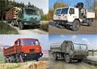 Tatra 815: Prohlédněte si terénní legendu ve všech verzích!