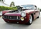 Geniální myšlenka, nebo barbarství? Tohle historické Ferrari pohání motor Chevrolet!