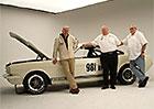 Shelby GT350R z roku 1965 se vrací do výroby! Oživují ho bývalí pracovníci firmy