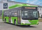 MAN Auto Uzbekistán představil nízkopodlažní CNG autobus
