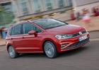 VW Golf Sportsvan: Modernizované MPV nabídne patnáctistovku TSI a nové asistenty