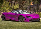 McLaren 720S by McLaren Special Operations: To je barvička!