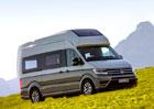 VW California XXL: Plnohodnotný obytňák zatím jako studie