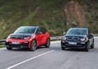 BMW i3 a i3s: Sportovnější verze, LEDky a rychlejší nabíjení
