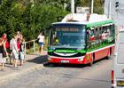Elektrobusy budou v Praze jezdit z Palmovky do Letňan