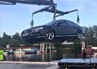 Hlavní hvězda je na místě! Podívejte se na příjezd Audi A8 na náplavku